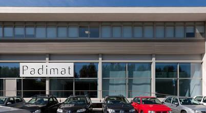 Padimat: showroom com 800 m² de materiais de construção e decoração
