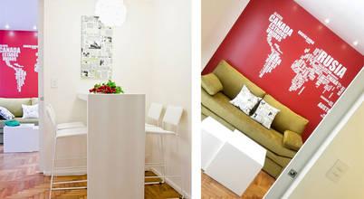 Majo Barreña Diseño de Interiores