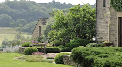 Caroline Benedict Smith Garden Design Cheshire