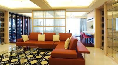 京悅室內裝修設計工程(有)公司 真水空間建築設計居研所 King Yue Interior Design & Construction Co.,Ltd. Eternal Beauty Space Architectural Design Institute