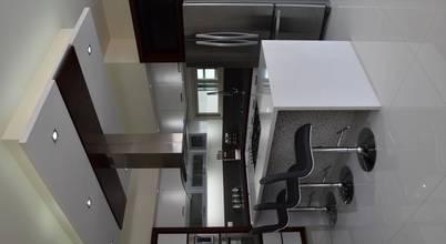 جزیرہ نما باورچی خانے کو فعال بنانے کے لیے اس کی پیمائش
