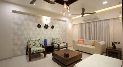 A Contemporary 3bhk Apartment In Vadodara, Gujarat