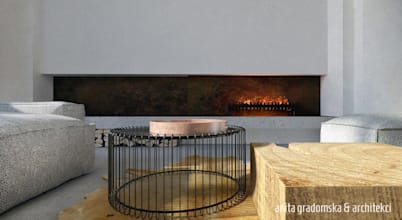 Anita Gradomska & Architekci – Interiors