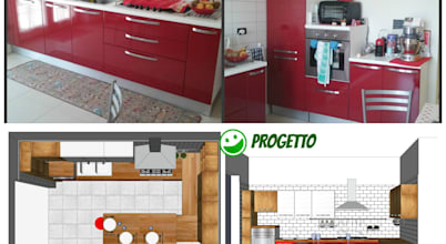 T.A. arredo_arredamento su misura: Progettazione cucine a San ...