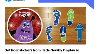 Bade Newby Display