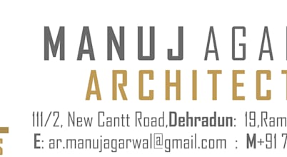 Manuj Agarwal Architects
