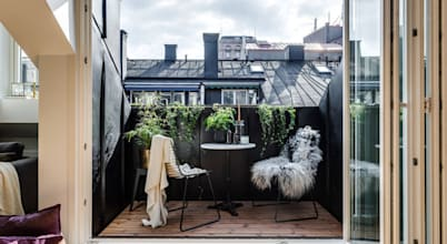 7 Small balconies for a easy residing