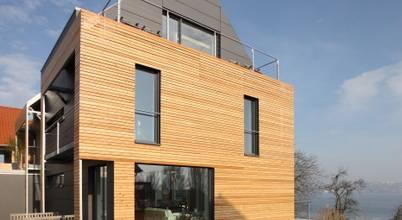 Haus mit Seeblick am Bodensee