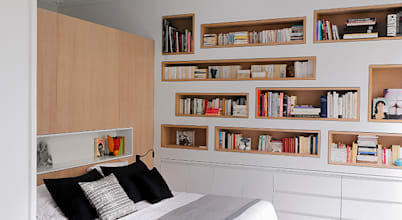 9 ways to spice up your shelves!