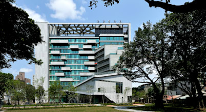 綠野國際建築師事務所