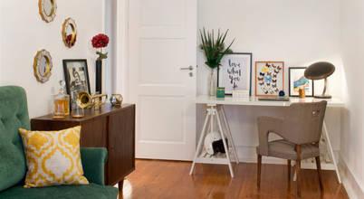 7 sugestões de escritórios modernos e cheios de design