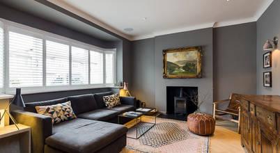 دليلك من هوميفاي لتصميم غرفة معيشة مريحة