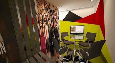 Studio—Architect Rajesh Patel Consultants P. Ltd