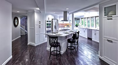 This award winning kitchen is full of designer inspiration!