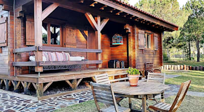 This is able to be the perfect inspiration to your wood cabin!