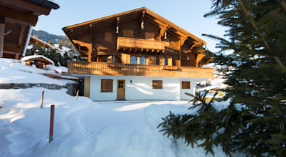 The Swiss holiday chalet you need to see