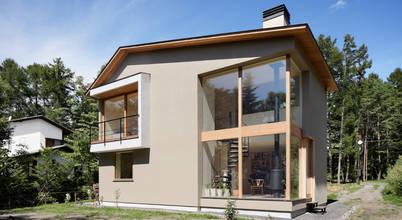 Nhà vườn - 12 thiết kế hiện đại đẹp khó cưỡng