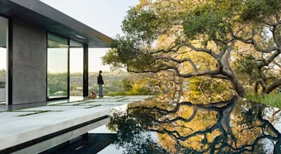 Nhà đẹp: Biệt thự 200m2 hiện đại giữa rừng cây xanh mát