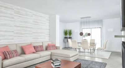 Decoração de salas de estar: duas propostas modernas e aconchegantes!