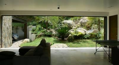 Barragan Arquitectos Arquitectura de paisaje