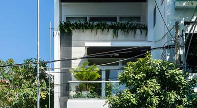 Cty TNHH MTV Kiến trúc, Xây dựng Phạm Phú & Cộng sự—P+P Architects