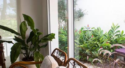 Amaria Gonçalves—home garden   Feng Shui, Geobiologia e Paisagismo.