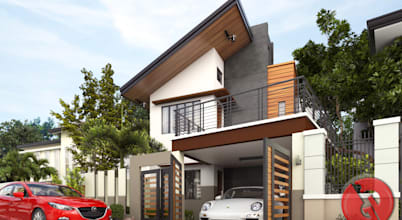 10 amazing two-story houses for families