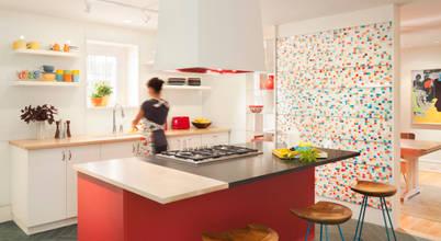 Bếp đẹp: 37 thiết kế kết hợp quầy bar và bàn ăn
