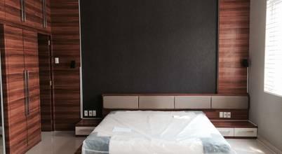أفكار لغرف النوم المينيمالية