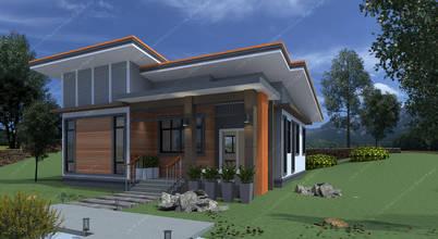 แบบบ้านออกแบบบ้านเชียงใหม่