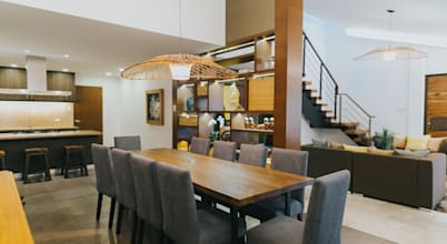 5 dining tables perfect for the big family