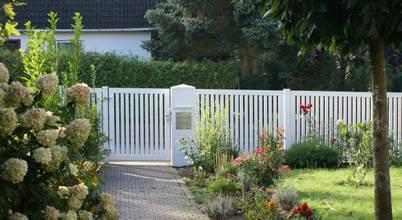 Nordzaun Zaune Tore In Rosengarten Bei Hamburg Homify
