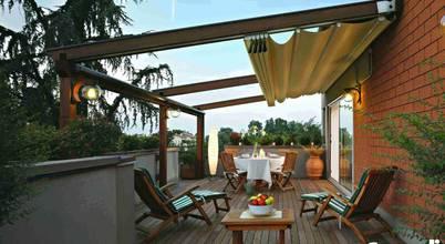 Corradi Outdoor Living Space