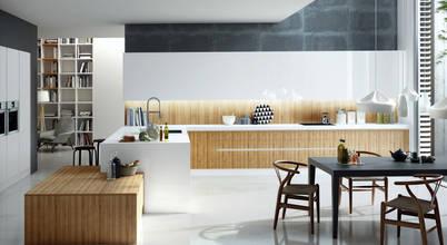 40 keukenplanners homify - Singular kitchen madrid ...