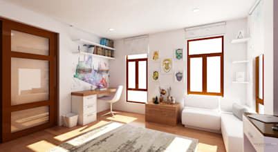 Creative interior design projects by ABG Architects and Builders in Quezon City