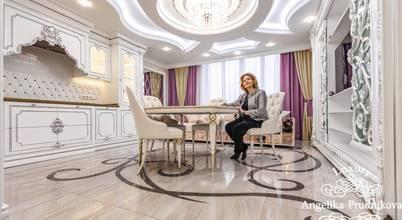 Дизайн-студия элитных интерьеров Анжелики Прудниковой