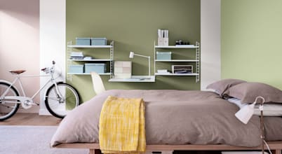 The homify guide to decorating a green bedroom