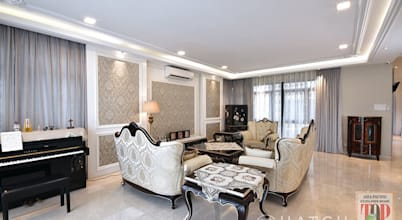 ​Modern meets classic in this Kajang interior dream