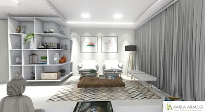 Karla Araujo   Arquitetura + Interiores