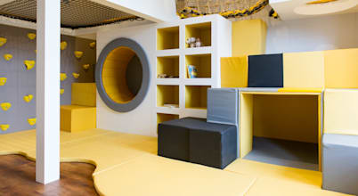 Clever and creative ideas for the ultimate playroom
