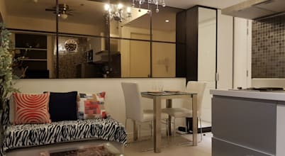 A sophisticated home in Quezon City