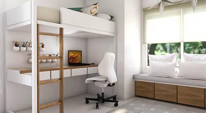 Decoración de habitaciones infantiles modernas e imaginativas