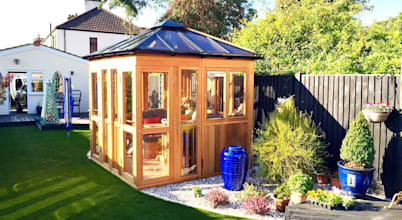 ​Choosing the perfect garden shed