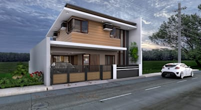 2 awesome house projects by ACE Designs in Cebu