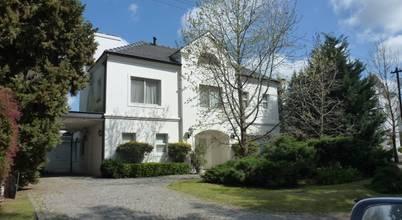 7 Jardines delanteros perfectos para casas con más de 5 metros de fachada