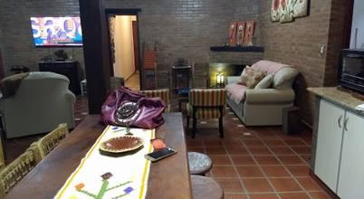 Arquitectura y construcción de una casa de fin de semana en Santiago del Estero