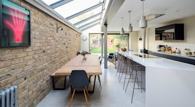 A stunning extension perfectly delivered by London architects Resi