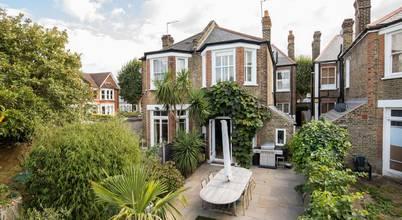 تجديد منزل لندني بلمسات ديكورية عصرية
