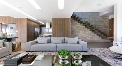 Decoração luxuosa para casa moderna em São Leopoldo (RS)