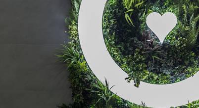 Wonder Wall—Jardins Verticais e Plantas Artificiais